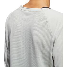 adidas Supernova Long Sleeve Tee Women Ash Silver